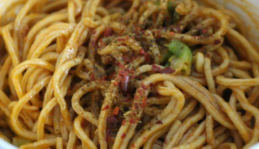 「All-in NOODLES」日清から混ぜそばタイプの完全食が登場したので全ラインナップを実食レビュー