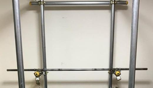 【DIY】パワーラックを自作する方法&費用&工具について