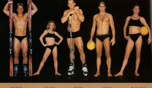 スポーツでこんなに違う!種目別アスリートの比較写真まとめ