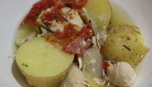 【3合・5合・10合】マッスルグリル減量食「ジャガバード」のレシピを公開&再現【満腹の減量食】