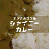 【コミック掲載】シャイニーカレーのレシピを公開&再現【3合/5合/10合】