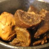 【マッスルグリル】砂肝の屋台煮込みのレシピを公開&再現【キャンタ】