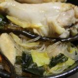 減量食「乾物春雨スープ」のレシピを公開&再現